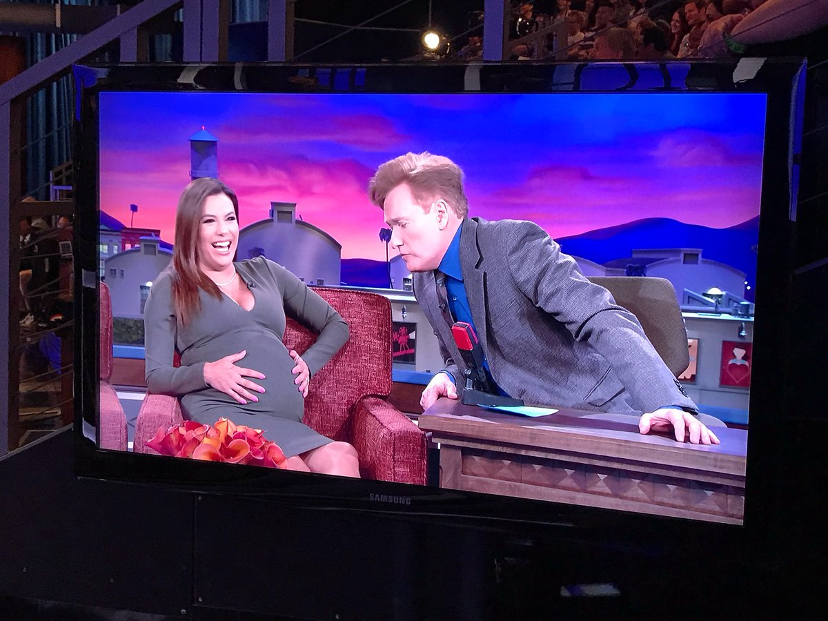 Tune in to @TeamCoco tonight and watch a special little someone get serenaded ???????????????? https://t.co/qK2tRFzQVS