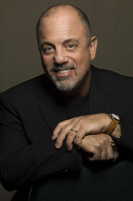 Happy 69th Birthday, Billy Joel! To celebrate, I will not be playing any Billy Joel today on