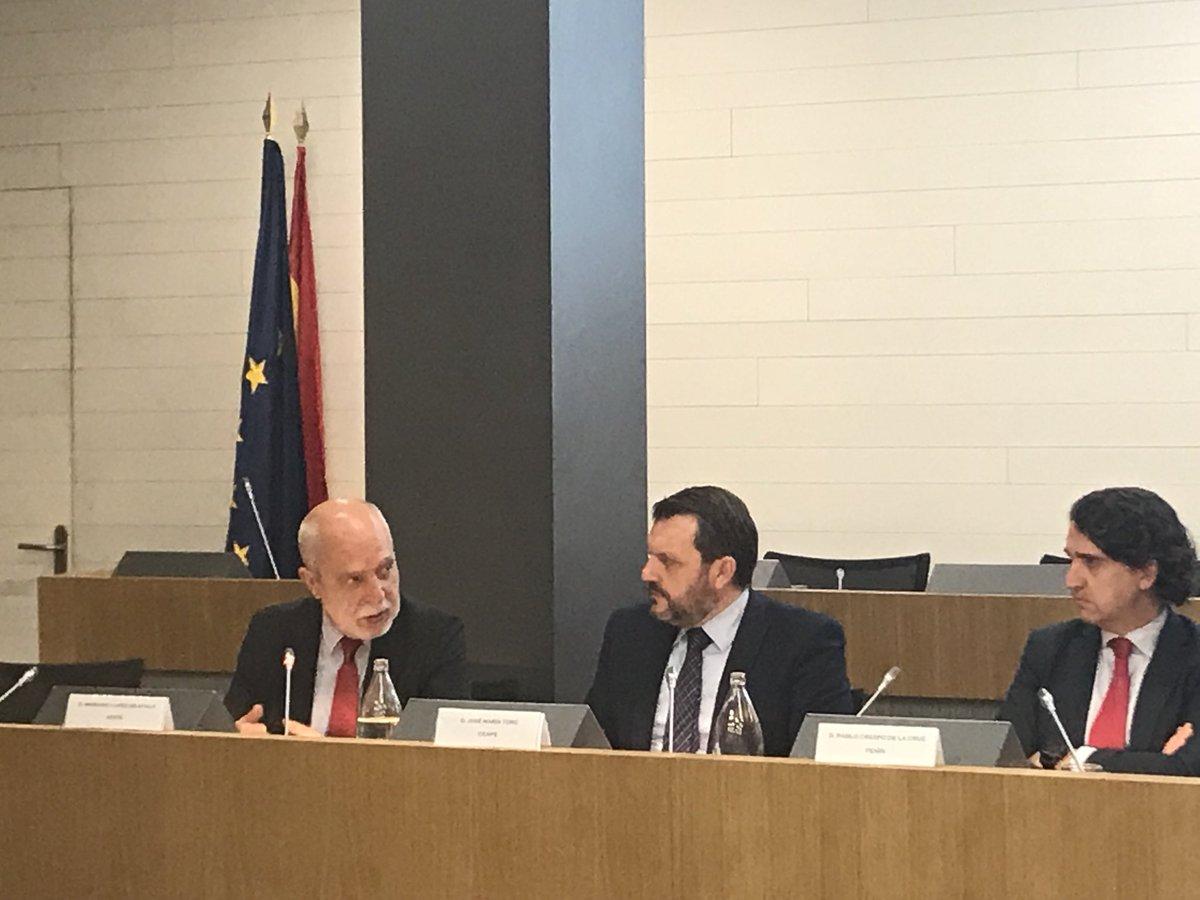 test Twitter Media - Mariano López de Ayala, en representación de @AESTE_oficial y @GrupoBallesol, interviniendo en la Jornada sobre Contratación Pública en @CEOE_ES https://t.co/txt6shRiMK