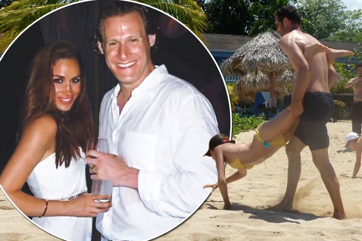 Meghan Markle Partying >> Inside meghan markle's wild first wedding - bikini games, booze and 4 days of partying ...