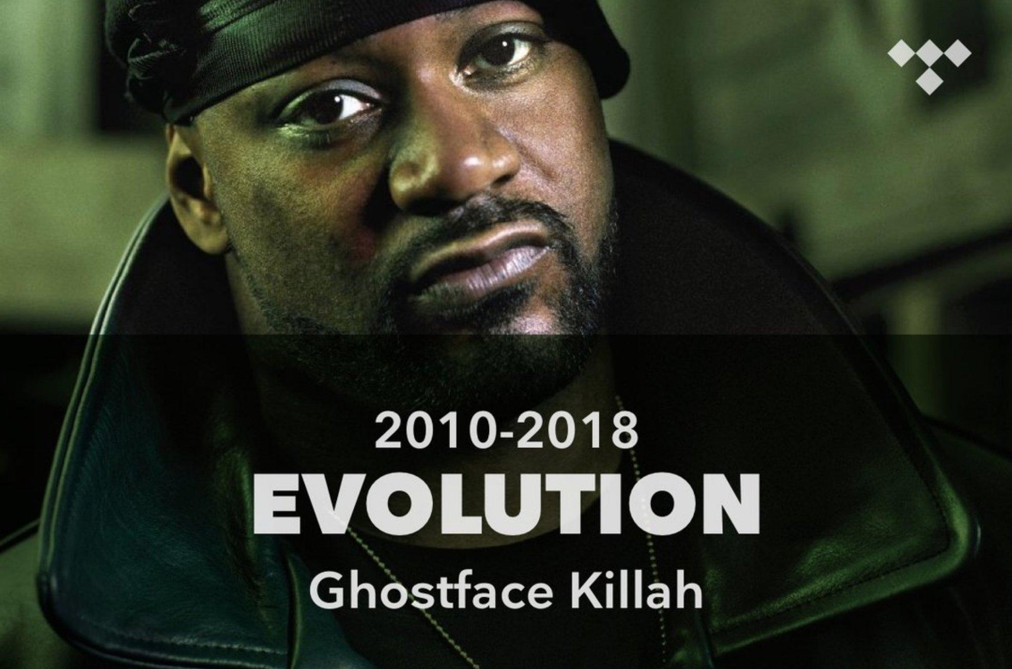 Evolution: Ghostface Killah (2010-2018) https://t.co/G89Ufq2Q1s #TIDAL https://t.co/DjGV4ZPtKr