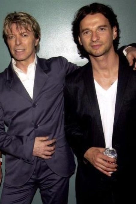 Happy birthday David Gahan