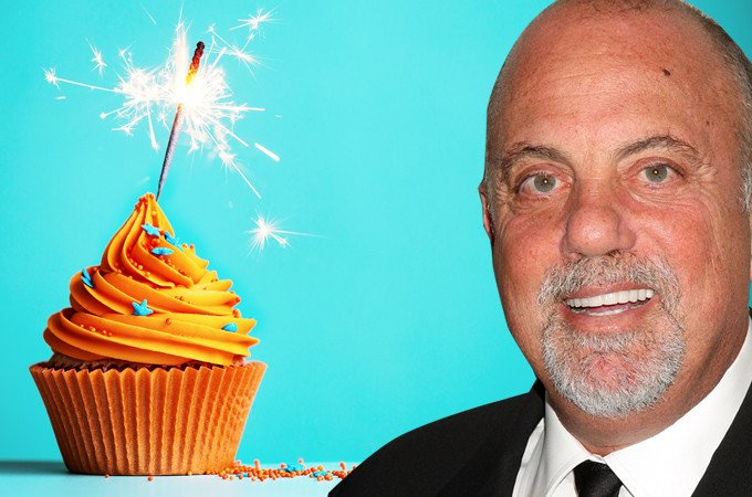 Happy Birthday to Billy Joel! Check out his recent interview he gave to