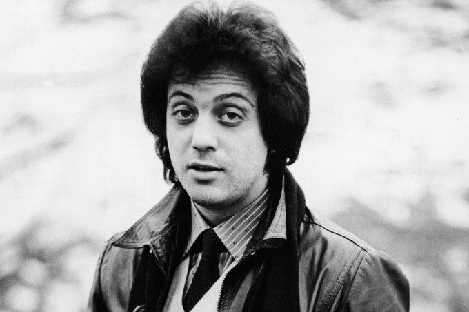 Happy 69th birthday to Piano Man Billy Joel.