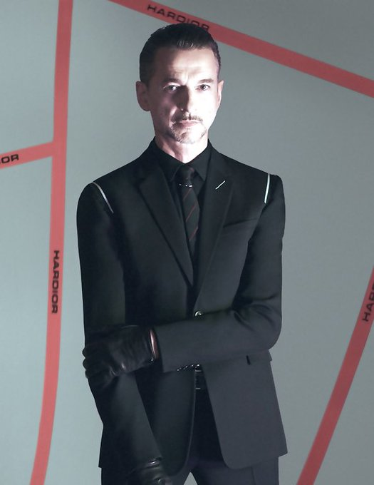 Happy Bday ! ... Dave Gahan (Depeche Mode)