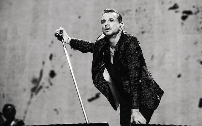 Happy 56th birthday to Depeche Mode singer, Dave Gahan!  What Depeche song will you throw on today to celebrate?