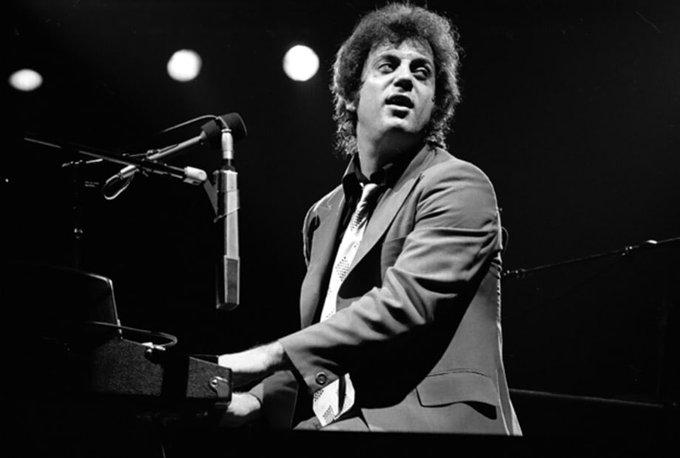 Happy happy birthday Billy Joel!!! My fav!!!!