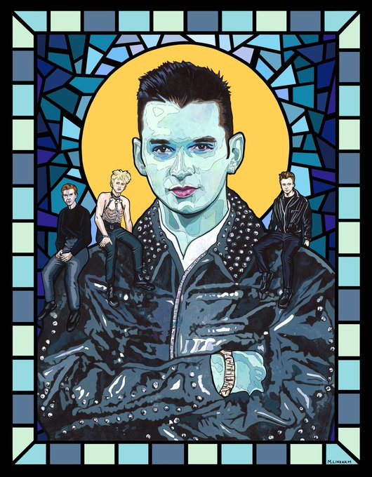 Happy Birthday to Dave Gahan of Depeche Mode!