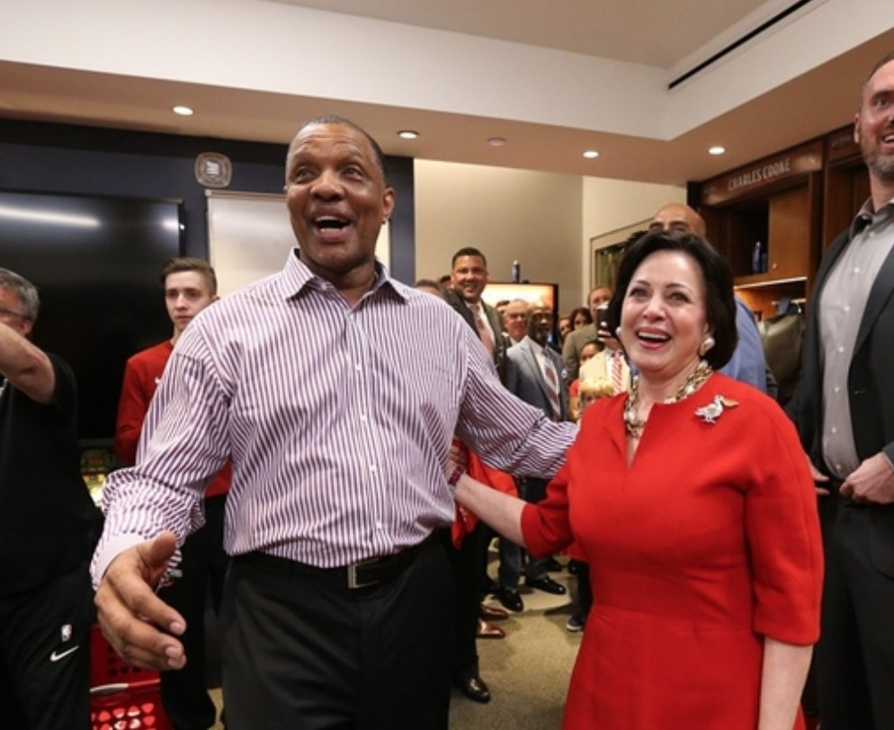 Statement from #Pelicans owner Gayle Benson https://t.co/0LC58pIXCW https://t.co/dOAYEcGYGs