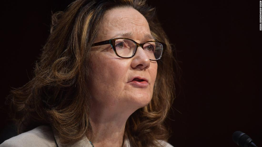 Here's how senators say they'll vote on CIA director nominee Gina Haspel