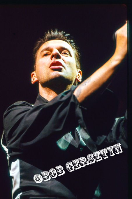 Happy birthday today to Dave Gahan of