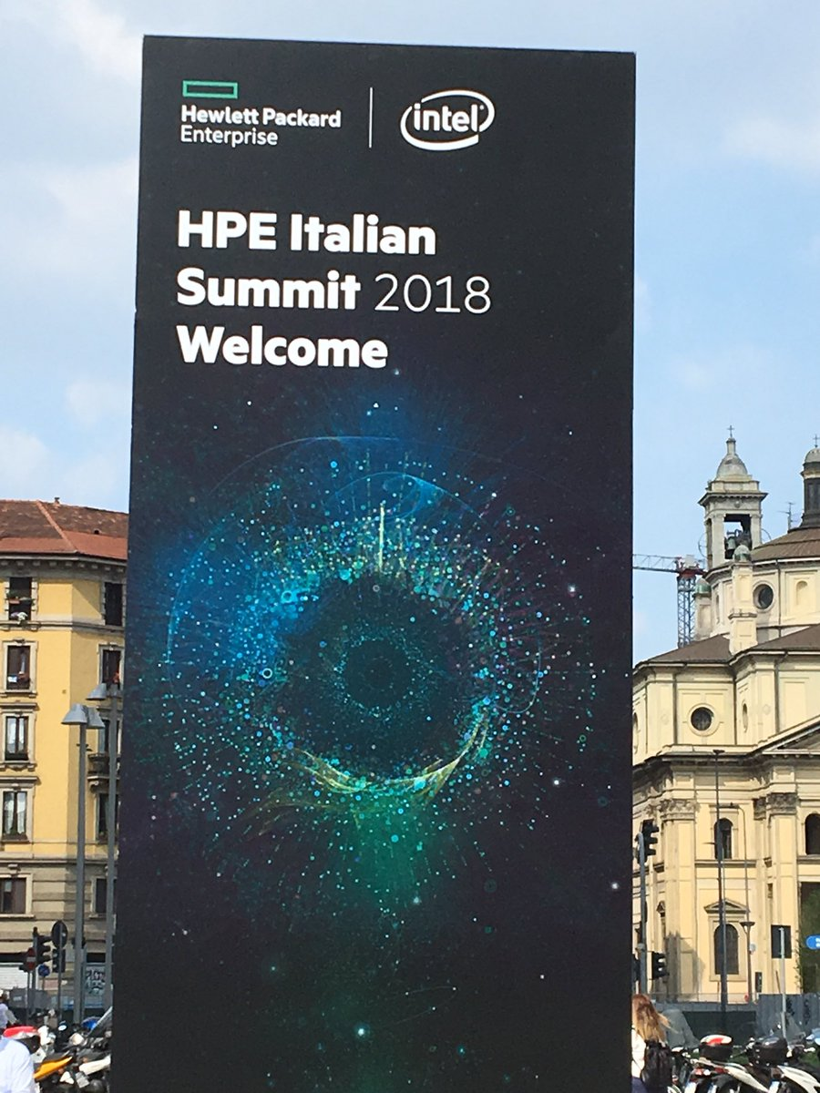#hpeitaliansummit