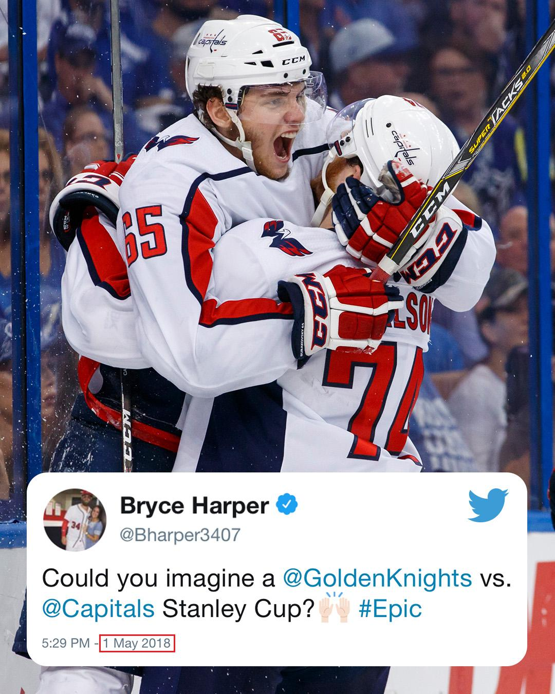 Bryce Harper called it �� https://t.co/1e0T9GcagO