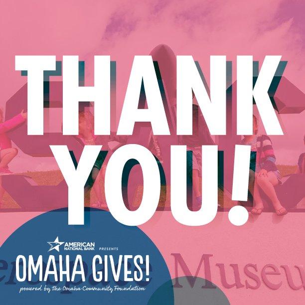 #OmahaGives