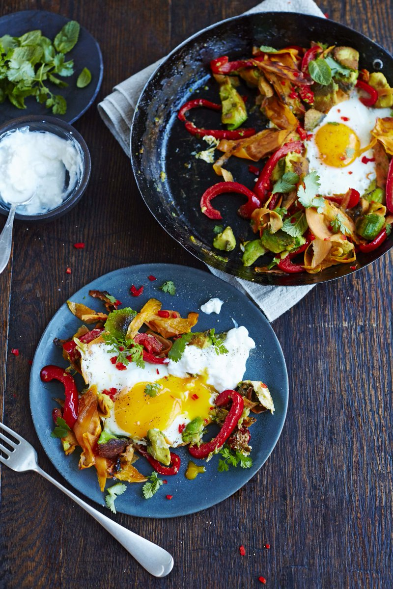 Charred avo & eggs. The perfect #brunch companions... who agrees? https://t.co/mELyF6WRoR https://t.co/wmpqx7WxuC