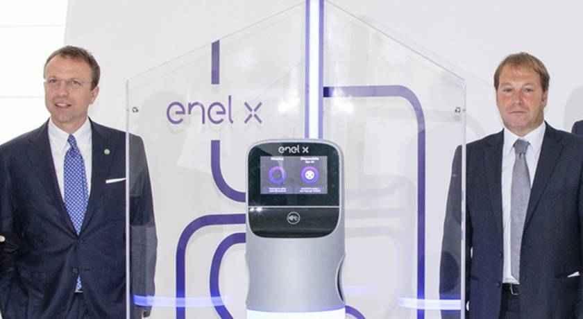 #EnelX