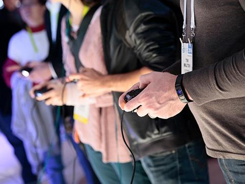 We've come a long way from joysticks: what game consoles have hit the CES show floor? #TBT https://t.co/1vceYnnFUv https://t.co/sbmtnlfovX