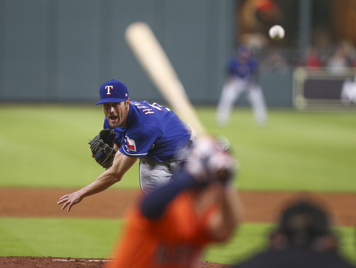 test Twitter Media - Examining #Rangers lefty Cole Hamels as a potential deadline chip: https://t.co/97gKUrlHjV https://t.co/hnWmmYKTSQ