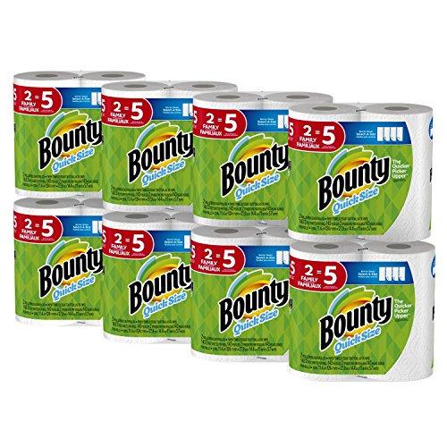 US #Kitchen No.6 Bounty Quick-Size Paper Towels 16 Family Rolls Whi... https://t.co/ukSxgJGfnZ https://t.co/NStubM0mTO
