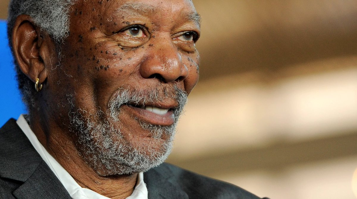 """RT @vicenews: Morgan Freeman accused of lifting skirts, telling woman """"you are so ripe"""" https://t.co/tuO9GvGPcv https://t.co/57V58LfTIj"""