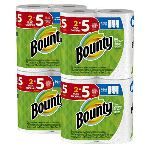 US #Kitchen No.4 Bounty Select-a-Size Paper Towels White Huge Roll ... https://t.co/TFBUd10kYz https://t.co/xMMyDZVjGm