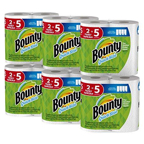 US #Kitchen No.2 Bounty Quick-Size Paper Towels 12 Family Rolls Whi... https://t.co/XtWqkdmseY https://t.co/wlK8sSQbFj
