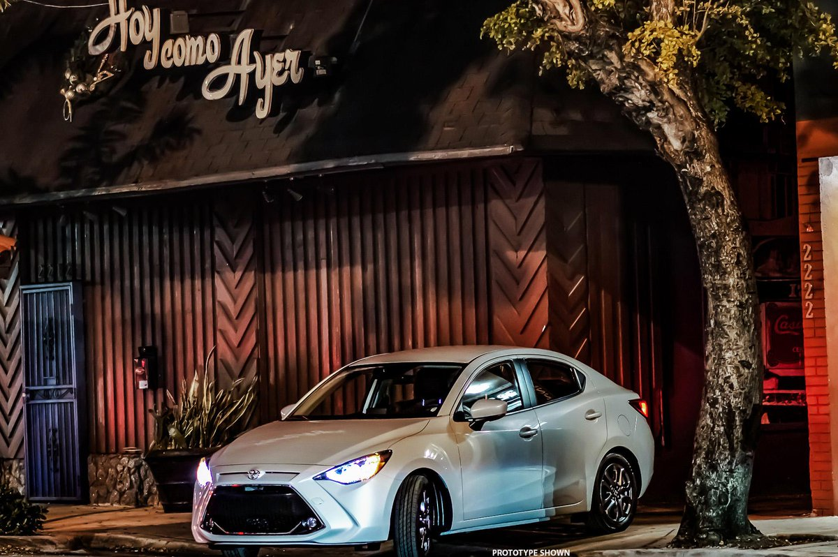 test Twitter Media - Showing off #Yaris LED headlights at @cafehoycomoayer, another #BestKeptSecret we uncovered in Miami. https://t.co/iwnEBieaCV