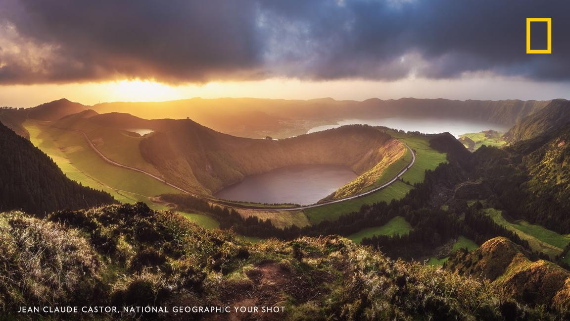 Top Shot: Sete Cidades https://t.co/gdOdfpy7Sw #YourShot https://t.co/OpVlqndGfU