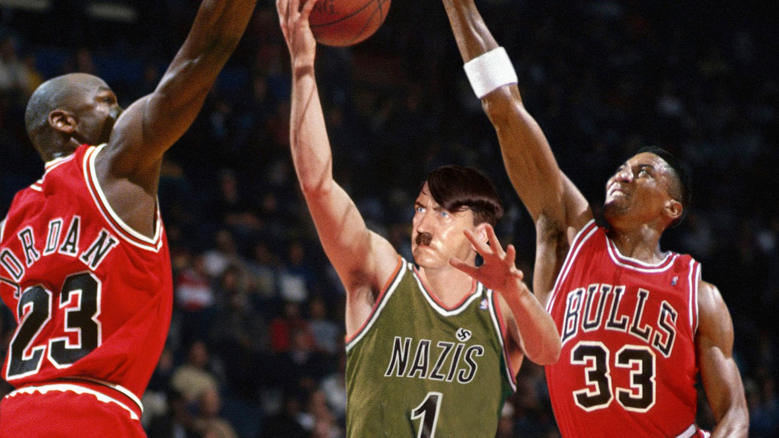 New Alternate-History Drama Examines What Would Have Happened If Nazis Won 1991 NBA Finals https://t.co/4CLYFJVLQb https://t.co/cdctBEmPpq