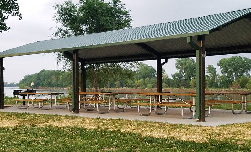 test Twitter Media - The new shelter in Platte Landing Park is ready for your reservation. Electricity and a grill are available, but water is not. Stand-alone BBQ grills are not allowed. Visit https://t.co/00V85L54wX to find out how to reserve the shelter. https://t.co/j28lLWQJbK