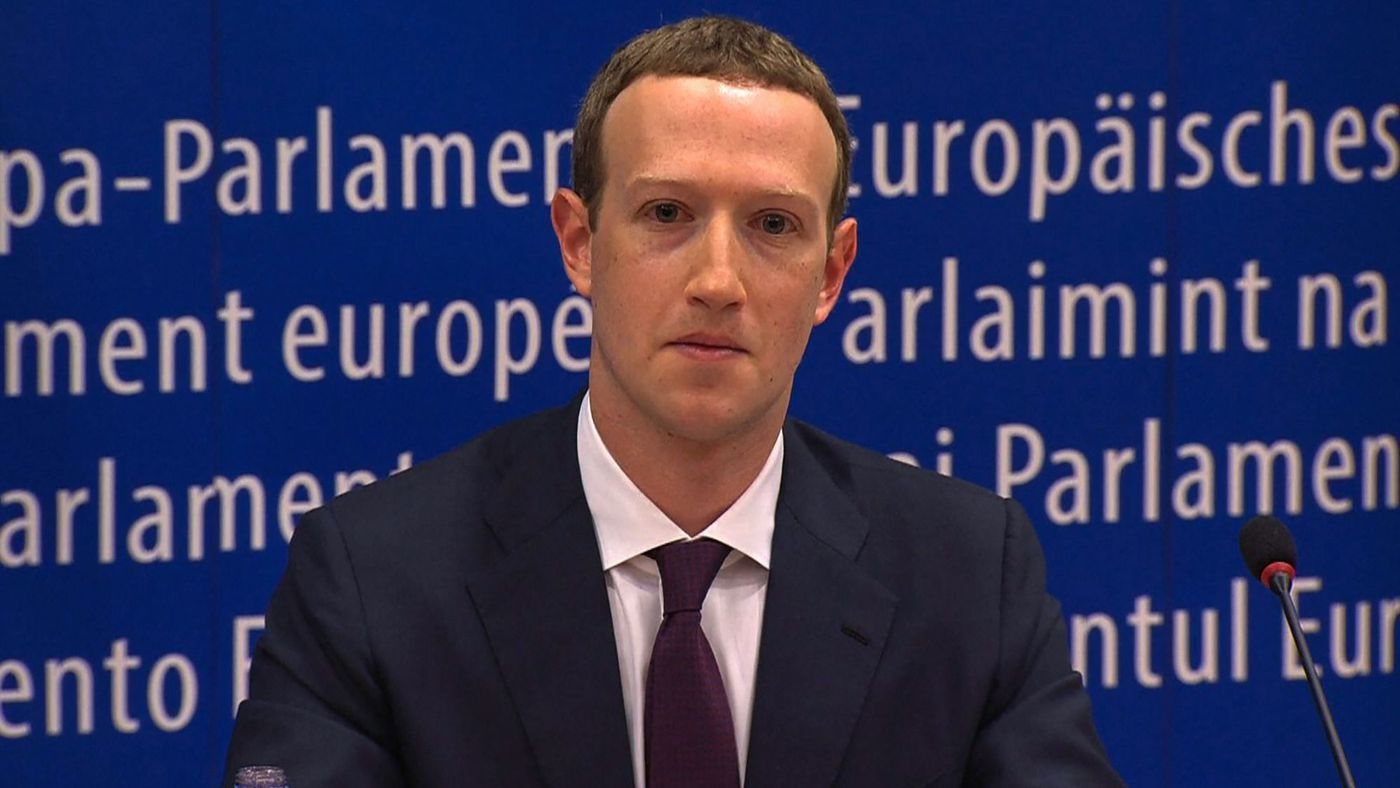 Facebook's Mark Zuckerberg apologizes to European lawmakers, and they slam him https://t.co/hGhNMyMbhH https://t.co/DF7btGf1hl