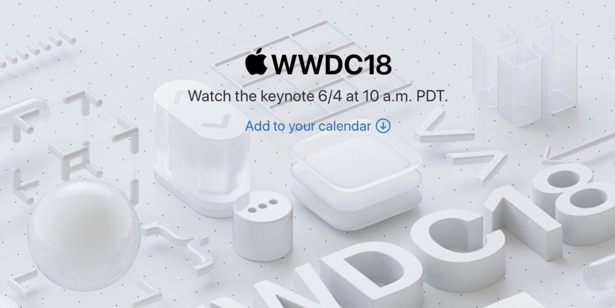Apple confirms it will live stream WWDC keynote on June4 https://t.co/KSIiegOjT4 by @bzamayo https://t.co/fImAnGUTQb