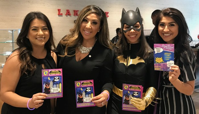 Our team had an amazing time at the @WRMSDC Back in Black gala! #WRMSDC #SupplierDiversity #BackinBlack https://t.co/KGj1qIfLTp