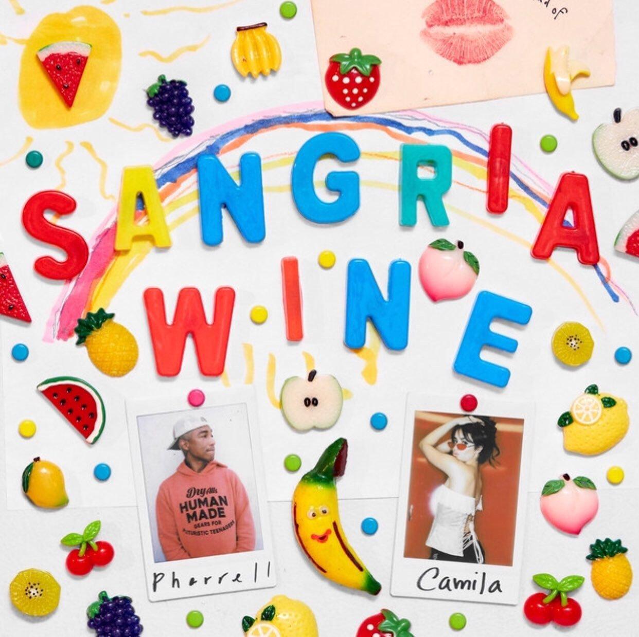 Despite not Impacting Pop Radio until June 5th, 'Sangria Wine' has already been added by 13 Pop Radio stations! https://t.co/Ij7MbguFV8