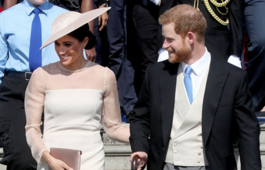 Prince Harry and Meghan Markle's first royal engagement as a married couple: https://t.co/DV1lTQtq8m https://t.co/vAi2KGALAu