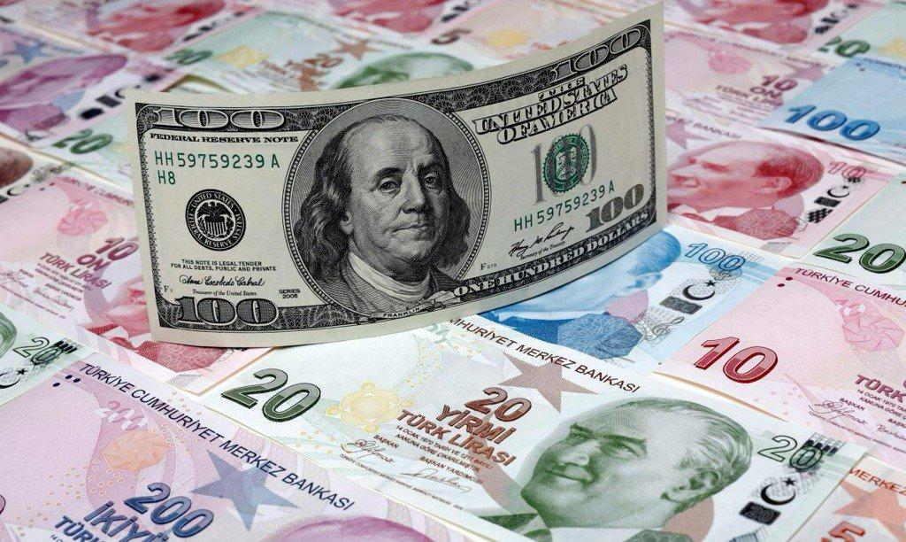 Dollar edges up ahead of Fed minutes; Turkish lira tumbles https://t.co/6N1CQ1LAZA https://t.co/11eh9Sf2yA