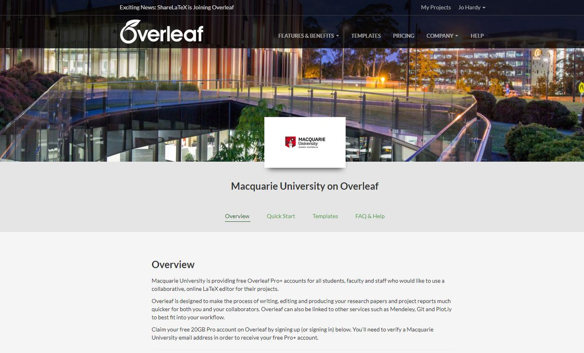 test Twitter Media - .@Macquarie_Uni Successfully Provides @overleaf Accounts to over 40,000 Students and 3,000 Staff!! https://t.co/tZhfgBQ2vb https://t.co/PzreD2a20M