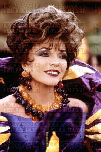 Happy birthday to Joan Collins, born in 1933