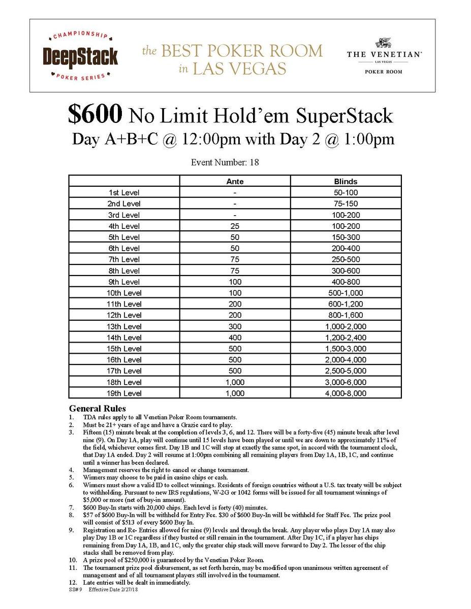 $600 SuperStack