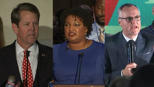 Abrams wins Dem nomination; Kemp, Cagle head to runoff: https://t.co/j6FVexc9th #ElectionOn2 https://t.co/B1lS3HbHON