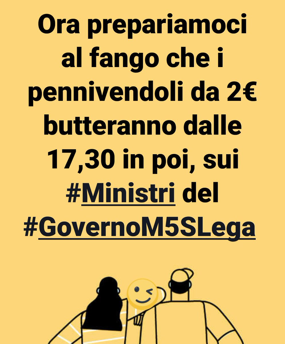 #GovernoM5SLega