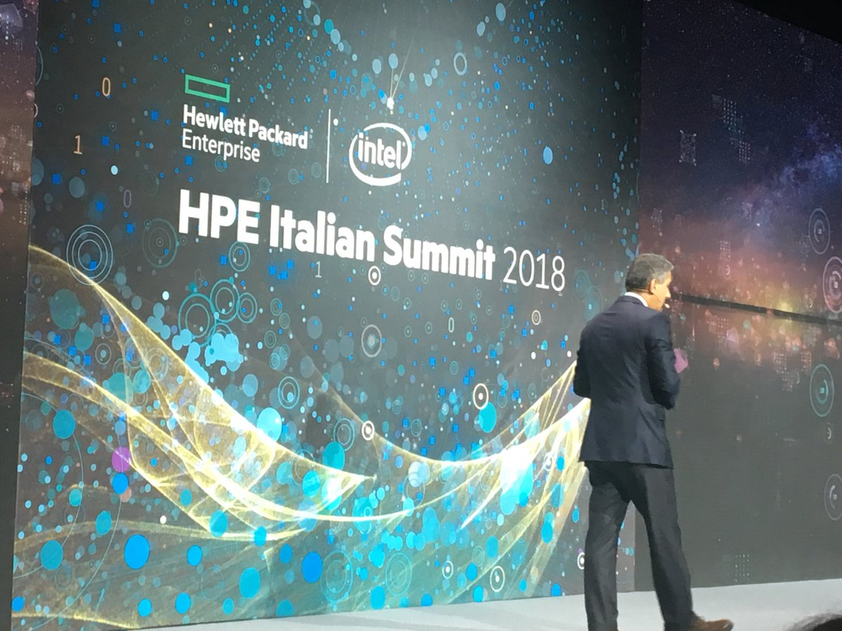 #HPEPartnerConference