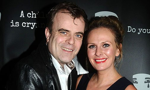 CoronationStreet star Simon Gregson reveals wife Emma nearly died from ectopic pregnancy: