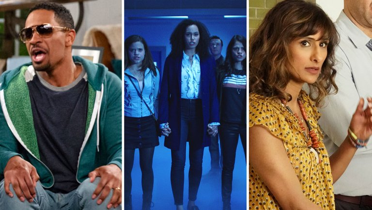 TV's new diversity scorecard: How the broadcast networks stack up
