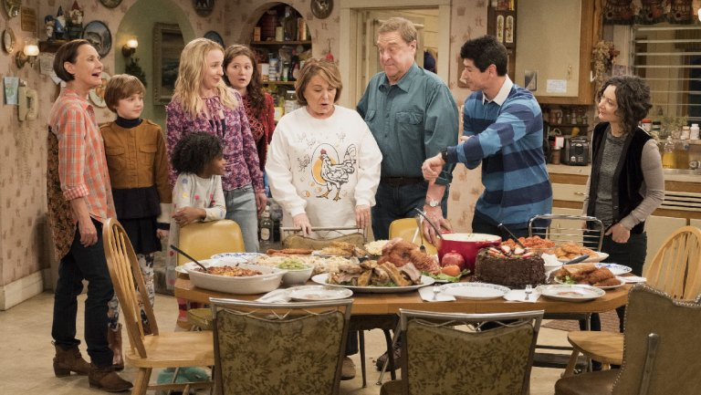 TV Ratings: 'Roseanne' finale dips (but dominates) for ABC.