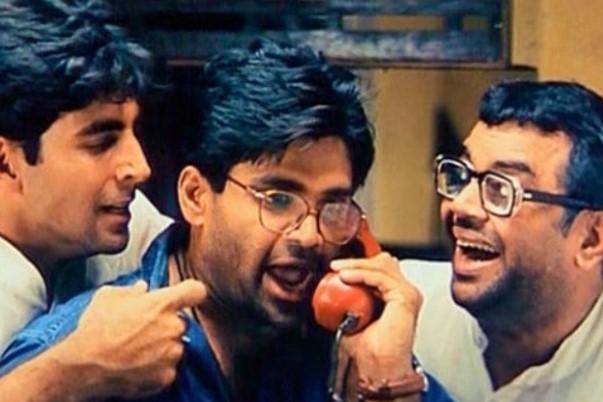 test Twitter Media - Akshay Kumar, Suniel Shetty, Paresh Rawal all set to return with #HeraPheri3  https://t.co/l2bajXuENF https://t.co/ScmmYrd9oy