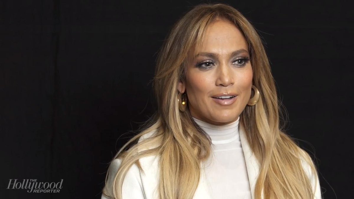 """.@JLo: """"I'm all about women speaking up and demanding what they want"""""""