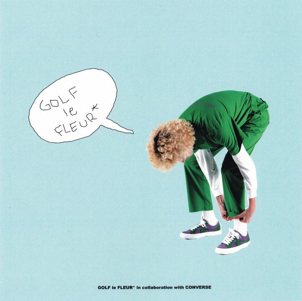 .@tylerthecreator announces GOLF le FLEUR* Two Tone Uno release date.  https://t.co/4Qz70r2ZX0 https://t.co/1Vg9DBfp3o