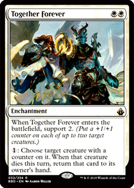 RT @MTGGoldfish: Really powerful in +1/+1 counter decks. More spoilers at https://t.co/dAgo2dRIgv #MTGBBD https://t.co/RZmtmWAPkX