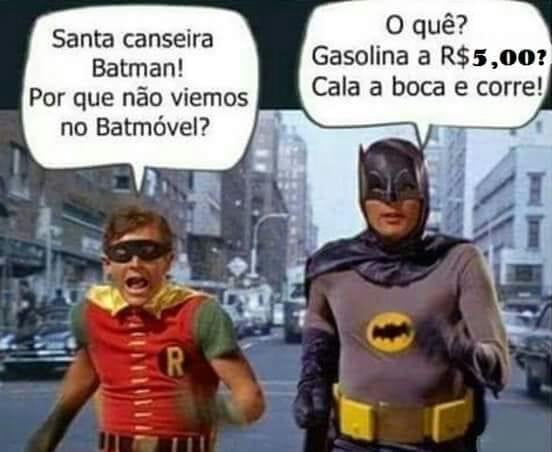 #Gasolina